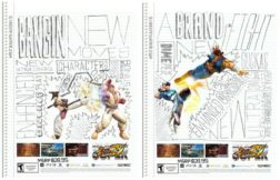 Super Street Fighter IV Artists Series