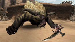 New Monster Hunter Frontier Screens direct from Japan