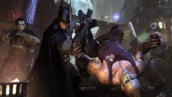Batman Arkham City Screenshots 12.14.10