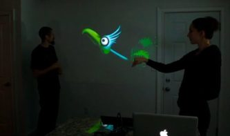 Hackers Go Legit With Kinect