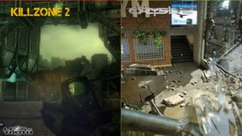 Killzone 2 deemed superior to Crysis 2 in graphics comparison