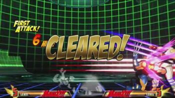 Marvel Vs Capcom 3 Mission Mode Gameplay