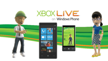 Windows Phone 7 with Xbox Live is a gaming device
