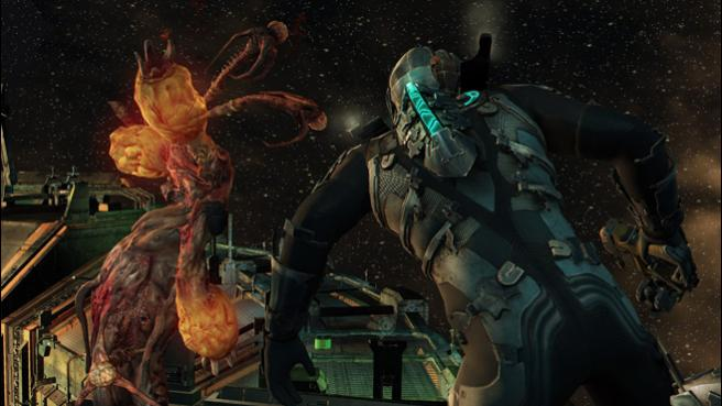 What we loved about Dead Space 2