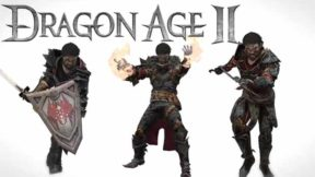 Dragon Age 2 Media Update – Choose Your Champion