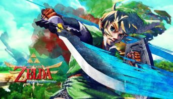 Skyward Sword to Release Fall 2011