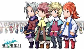 Final Fantasy III Available on iOS Today