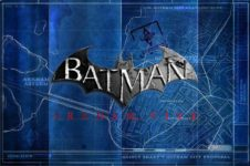 Batman: Arkham City Map Revealed