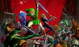 New Legend of Zelda: Ocarina of Time Gets Trailered & Art