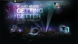 Sony Gearing Up For Big E3 Event
