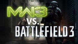 Battlefield 3 Vs Modern Warfare 3 Gameplay Trailers Compared