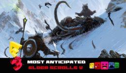 Our Most Anticipated Games of E3: Elder Scrolls V: Skyrim