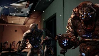 New Enemies of Mass Effect 3 Revealed in Screenshots