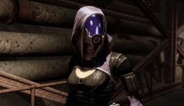 Tali'Zorah Returns as a Squad Member in Mass Effect 3