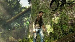 Uncharted on NGP set before Drake's Fortune