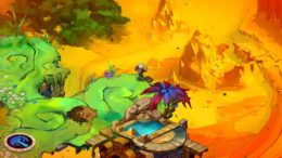 Bastion Hands on Preview from E3