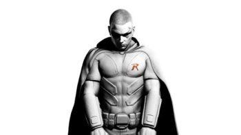 Batman: Arkham City Robin Revealed