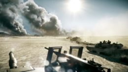 The Thundering Tanks of Battlefield 3