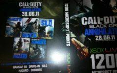 Black Ops DLC Coming June 28th Annihilation