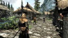 Elder Scrolls V: Skyrim to Feature Hundreds of Hours of Content