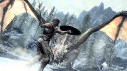 Dragon Attacks In Elder Scrolls V: Skryim Won't Happen Right Away