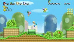 Super Mario Bros. Mii Looks No Different