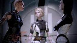 Female Shepard Finally Getting Some Spotlight in Mass Effect 3