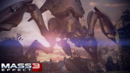 Mass Effect 3's Giant Enemy Crab Screenshots