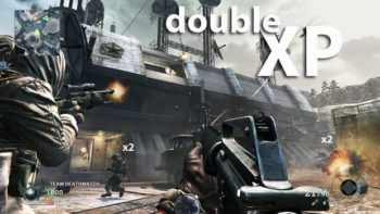Black Ops Double XP Weekend Has Begun