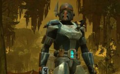 Bounty Hunter Character Progression in SWTOR
