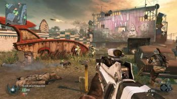 Black Ops Annihilation Map Pack Showcases Treyarch's Growing Talent
