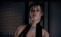 FemShep is really popular in Mass Effect
