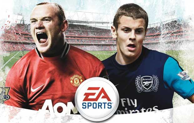 FIFA 12 Cover