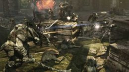 There's probably more to come after Gears of War 3