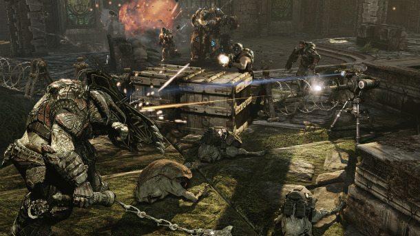 Gears of War 3 Beast Mode Screenshots