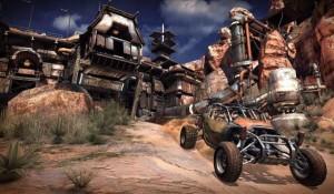 RAGE The Wasteland Trailer