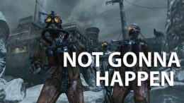 Modern Warfare 3: No plans for zombies anytime soon
