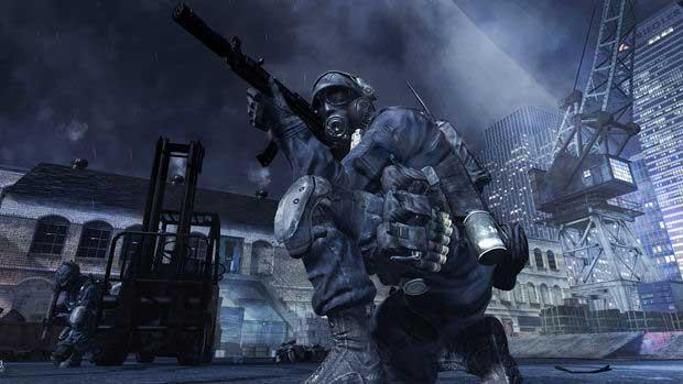 Modern Warfare 3 Commando Perk