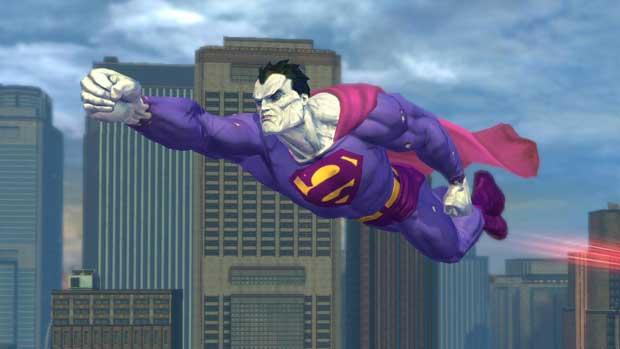 Bizarro Superman DCUO