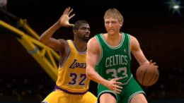 NBA 2K12 will feature greatest historic NBA rivalries