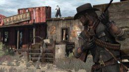 Red Dead Redemption invades GTA V