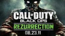 Black Ops Rezurrection DLC Announced