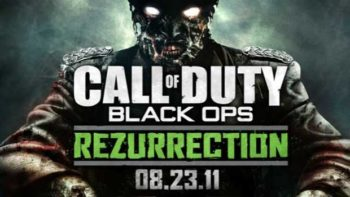 Black Ops Rezurrection DLC Announced