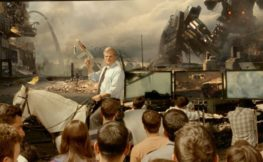 Kevin Butler rallies the troops for Resistance 3