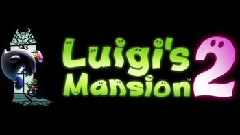 Luigi's Mansion 2 Screenshots from TGS