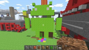 Minecraft Pocket Edition Coming to Android this Week