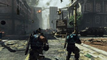 Gameplay Shots For Gears of War 3 RAAM's Shadow DLC