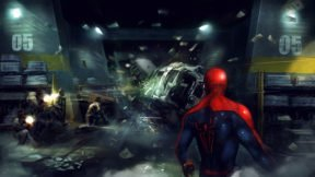 The Amazing Spider-Man Gets New Concept Art
