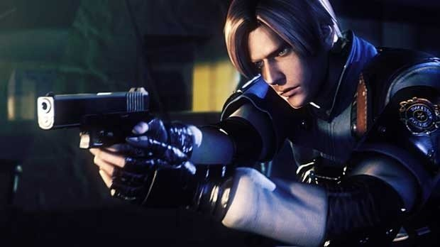 Resident Evil 6 Co-op Xbox Live Marketplace