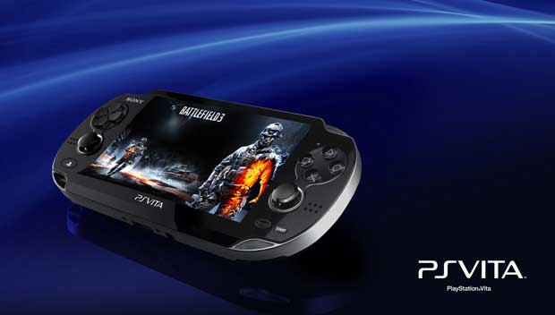 Battlefield 3 PS Vita Gameplay Video